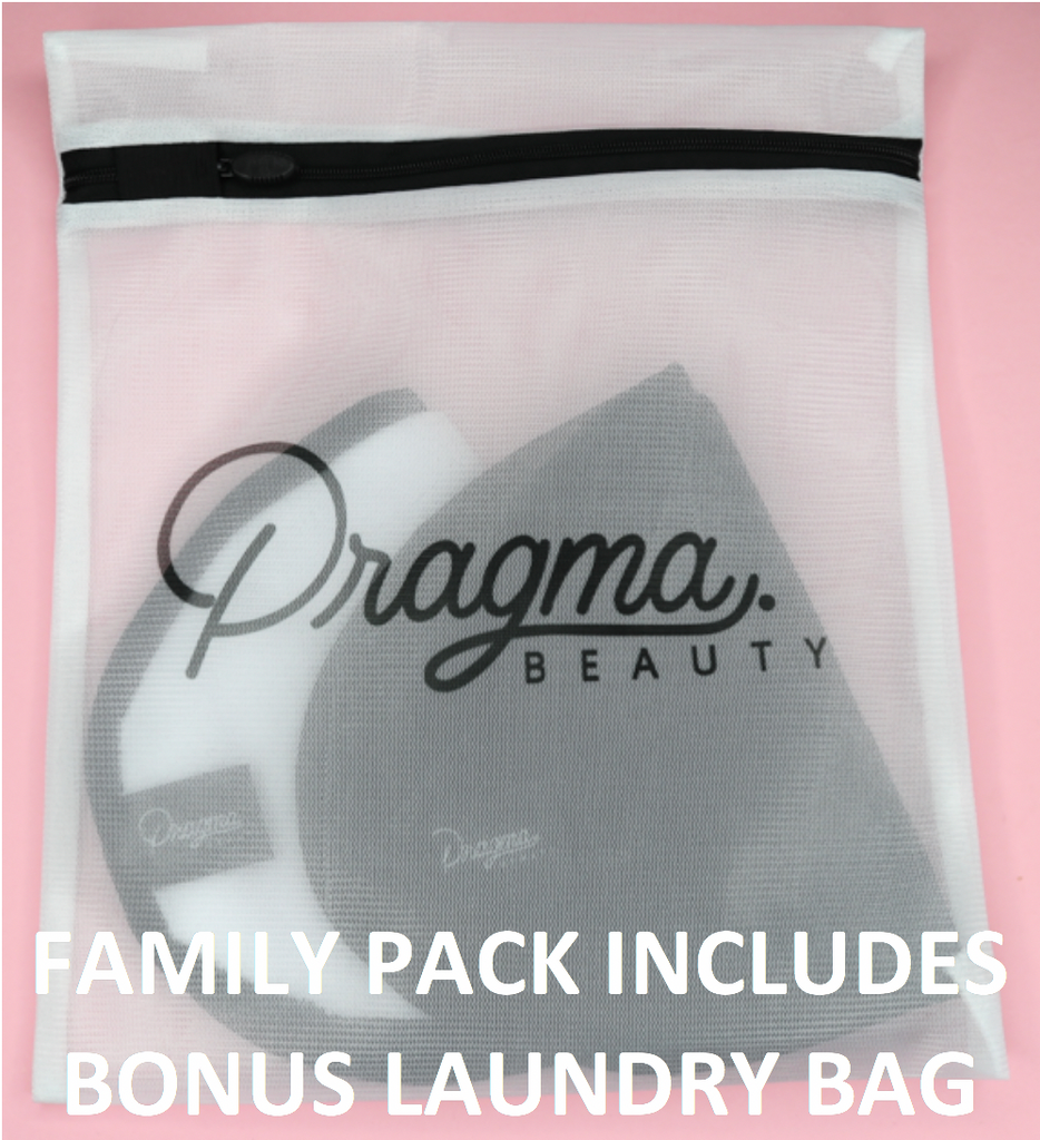 Family Pack (with bonus Laundry Bag)