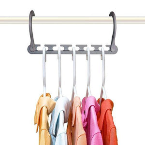 Space Saving Hanger(8 Pcs)