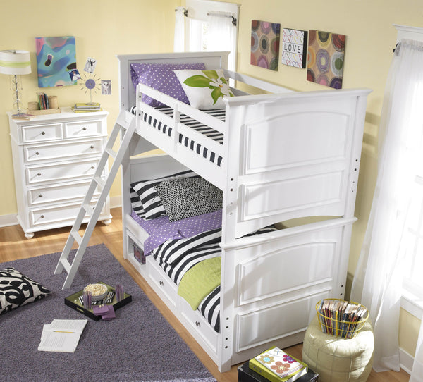 Madison Twin Bunkbed