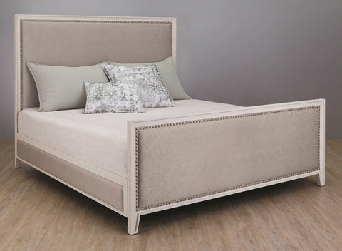 Avery  Bed - With Matching Surround Rails