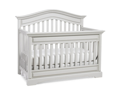 Venezia Convertible Crib - Misty Grey