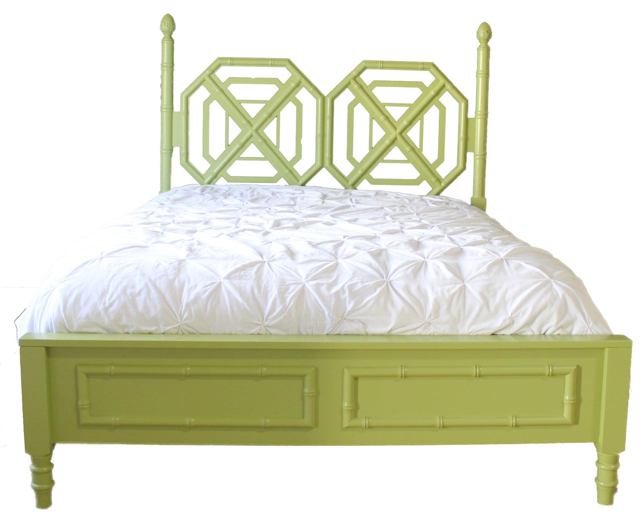Jungle Road Twin Bed