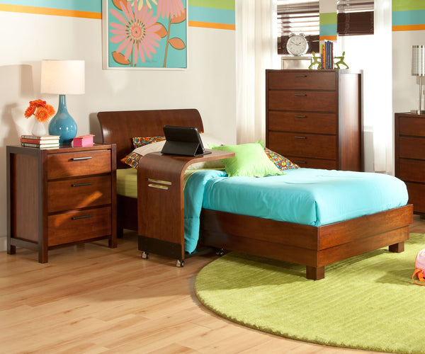Eclipse Platform Twin bed