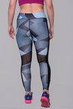MONO Geometric Leggings