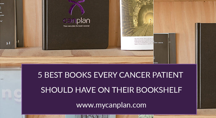 5 Best Books Every Cancer Patient Should Have On Their Bookshelf