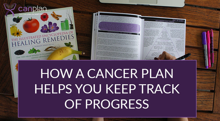 How A Cancer Plan Helps Patients & Caregivers Keep Track Of Progress