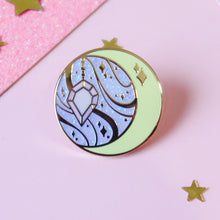 Load image into Gallery viewer, Magic Moon Enamel Pin