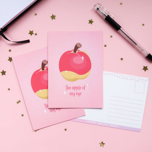 Apple Of My Eye Postcard