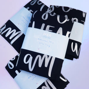 Up To No Good Tote Bag Black
