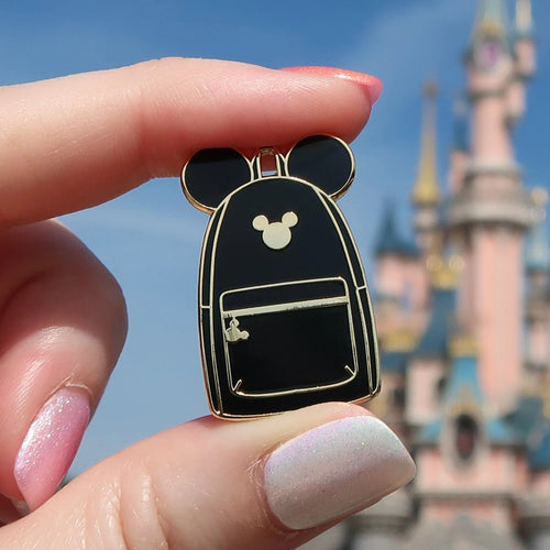 Magical Backpack Enamel Pin