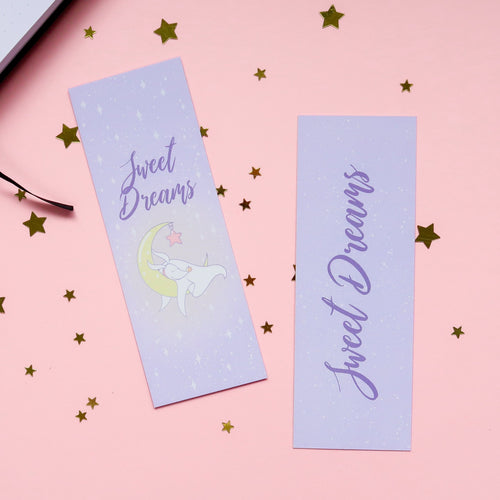 Sweet Dreams Zero Bookmark