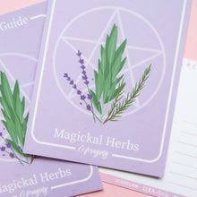 Load image into Gallery viewer, Herb Witch Postcard