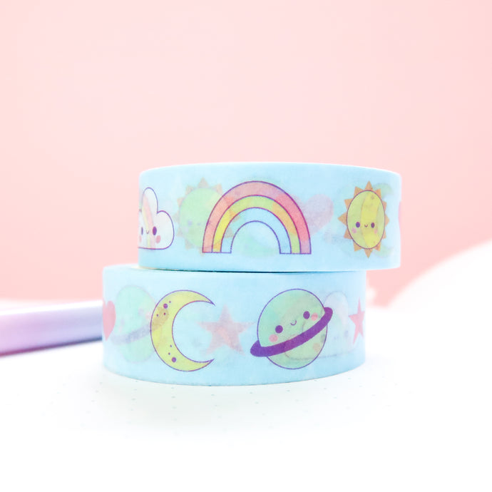 Kawaii Sky Washi Tape