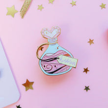 Load image into Gallery viewer, Kindness Potion Enamel Pin