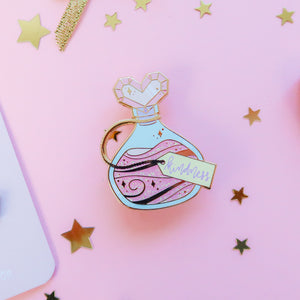 Kindness Potion Enamel Pin