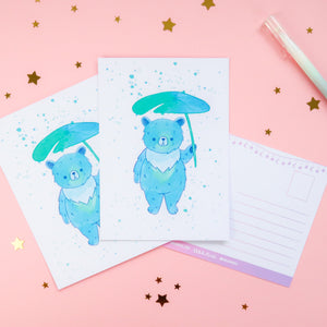 Cool Ink Postcard Set