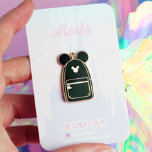 Load image into Gallery viewer, Magical Backpack Enamel Pin