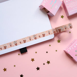 Latte Washi Tape