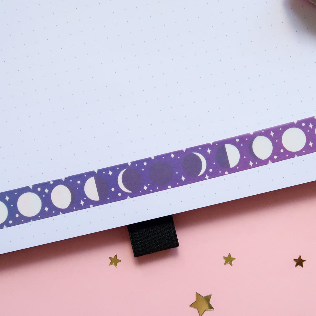 Moon Phase Washi Tape