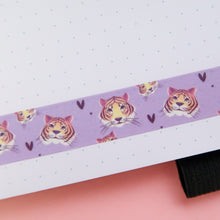 Load image into Gallery viewer, Tigers Washi Tape