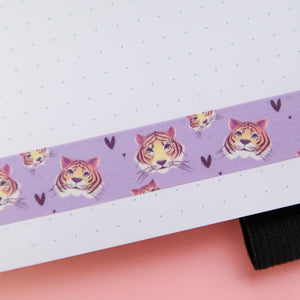 Tigers Washi Tape
