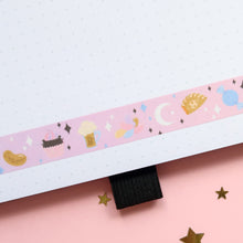 Load image into Gallery viewer, Wizarding Treats Washi Tape