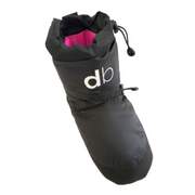dboot deluxe onyx warm up boots