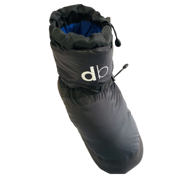 dboot dluxe onyx warm up boots