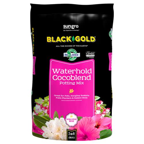 Black Gold® Waterhold Cocoblend Soil