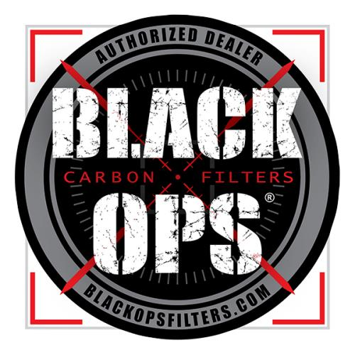 Black Ops® Double Sided Window Cling