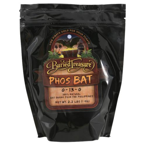 Buried Treasure® Phos Bat Guano  0 - 13 - 0