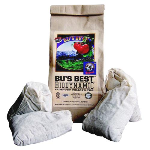 Bu's Best™ Biodynamic® Compost Tomato Tea  1 - 1 - 1