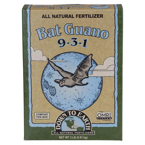 Down To Earth™ Bat Guano  9 - 3 - 1