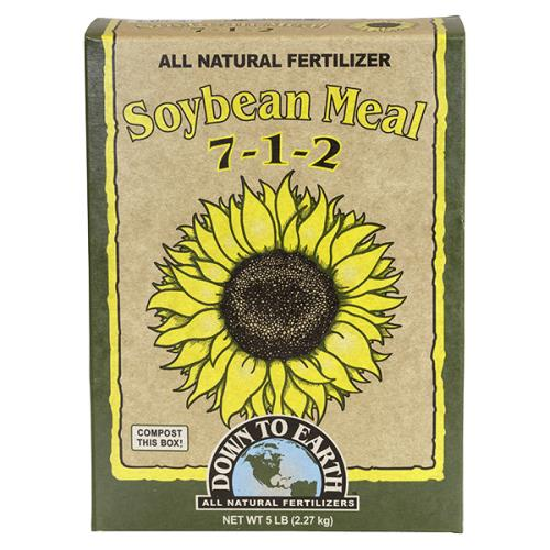 Down To Earth™ Organic Soybean Meal  7 - 1 - 2