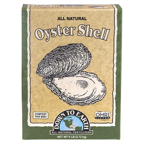 Down To Earth™ Oyster Shell