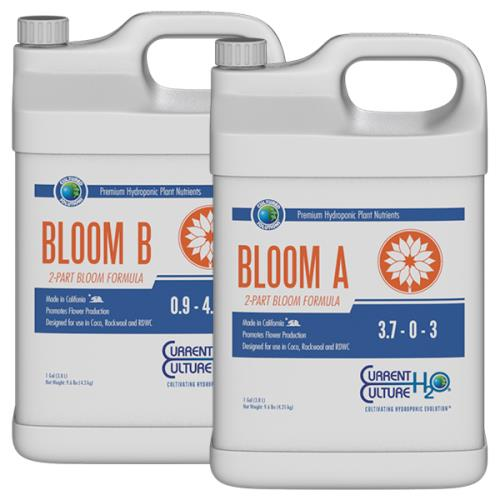 Cultured Solutions™ Bloom A 3.7 - 0 - 3 & B 0.9 - 4.8 - 6.2