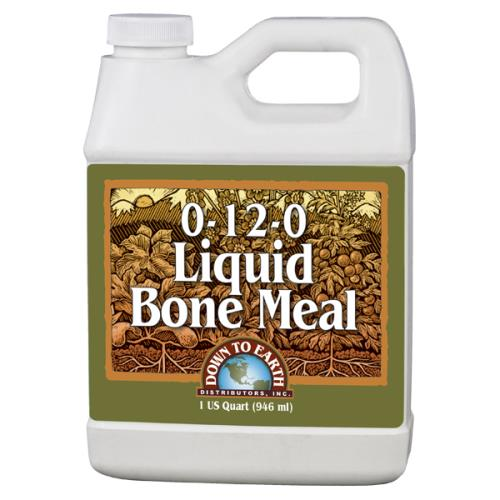 Down To Earth™ Liquid Bone Meal  0 - 12 - 0