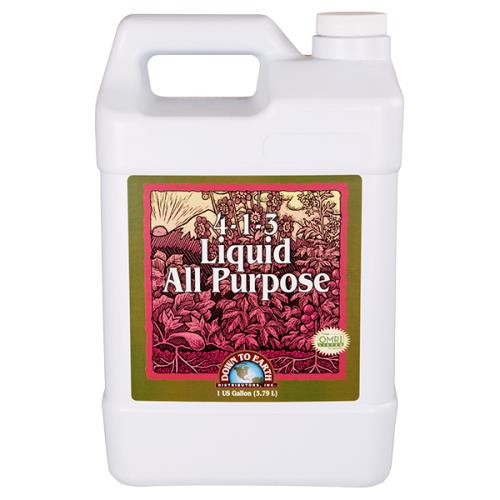 Down To Earth™ Liquid All Purpose  4 - 1 - 3
