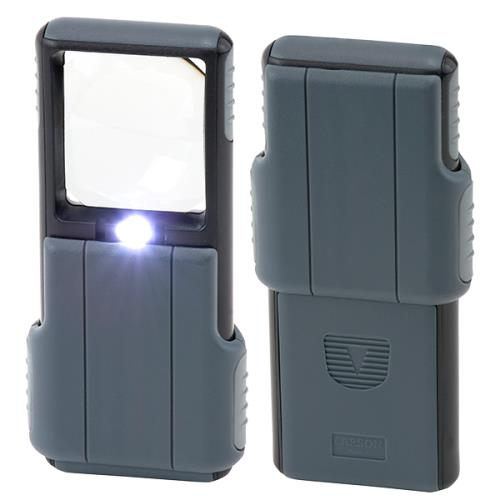 Carson Optical® MiniBrite™ 5x LED Pocket Magnifier