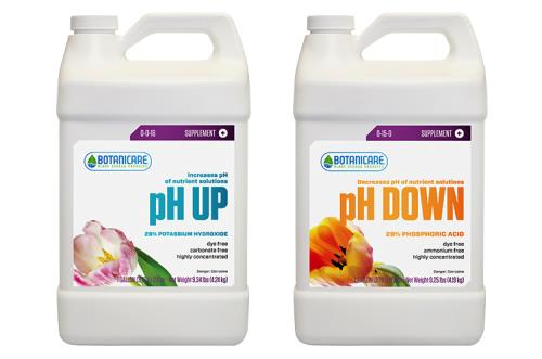 Botanicare® pH Up & pH Down
