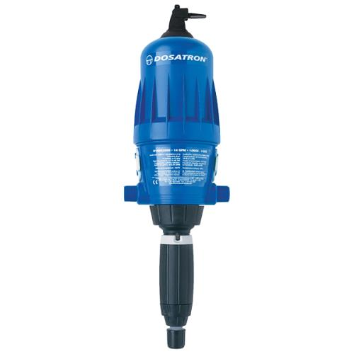 Dosatron Water Powered Doser 14 GPM 1:3000 to 1:333 - 3/4 in (D14MZ3000VFBPHY)