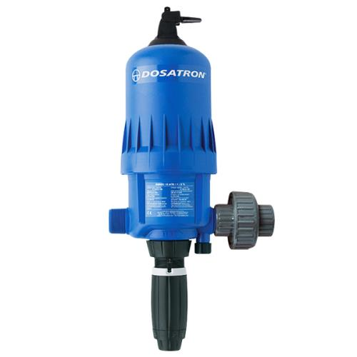 Dosatron Water Powered Doser 40 GPM 1:100 to 1:20 - 1-1/2 in (D8RE5VFBPHY)
