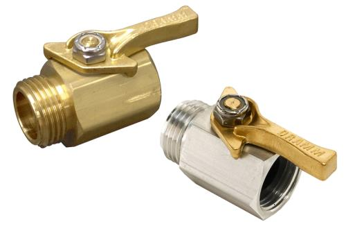 Dramm Shut-Off Valves