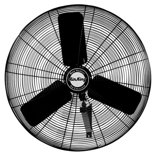 Air King® Industrial Oscillating Wall Mount Fan 30 in