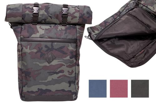Abscent Scout Roll-Top Backpack