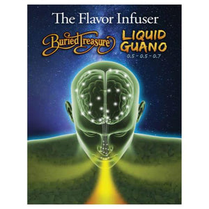 Buried Treasure Liquid Guano Flavor Infuser Brochure (25/Cs)