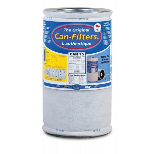 Can-Filter Cust Can 75 w/ Impreg Carbon