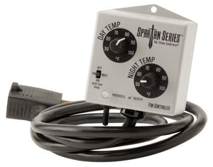 Titan Controls - Spartan Series Fan Speed Controller (12/Cs)