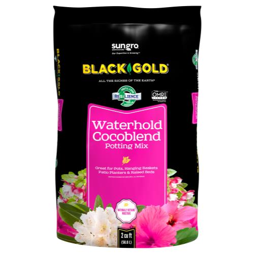 Black Gold Waterhold Cocoblend Soil 2 cu ft (40/Plt)