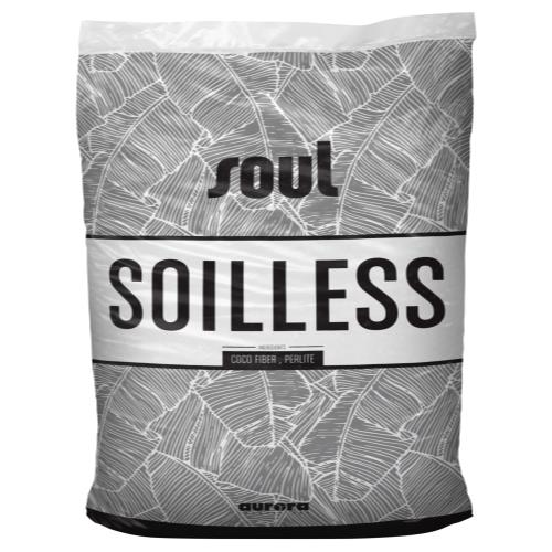 Aurora Soul Soilless Growing Mix 2 Gallon Grow In Bag (250/Plt)